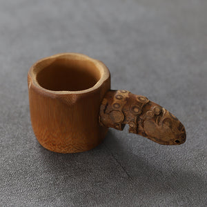 Natural Bamboo Tea Strainer