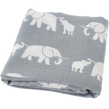 Load image into Gallery viewer, Baby Swaddle Blanket Cotton Bamboo Fabric Super Soft