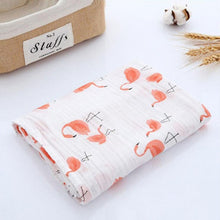 Load image into Gallery viewer, Baby Blankets Swaddles Organic Cotton