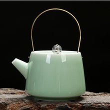 Load image into Gallery viewer, Ceramic Teapot