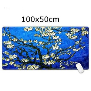 Large Computer Mouse Pad 1000x500mm for Home/Office - Eco-friendly