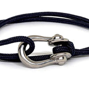 Kalymnos / Navy Solid / Silver - Kalymnos - Inspired by Rock-climbing - Topologie