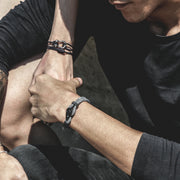 Kalymnos / Black Solid / Chrome Black - Kalymnos - Inspired by Rock-climbing - Topologie