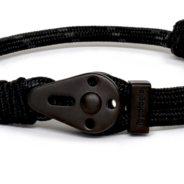 Yosemite / Black Patterned / Matte Black - Yosemite - Inspired by Rock-climbing - Topologie