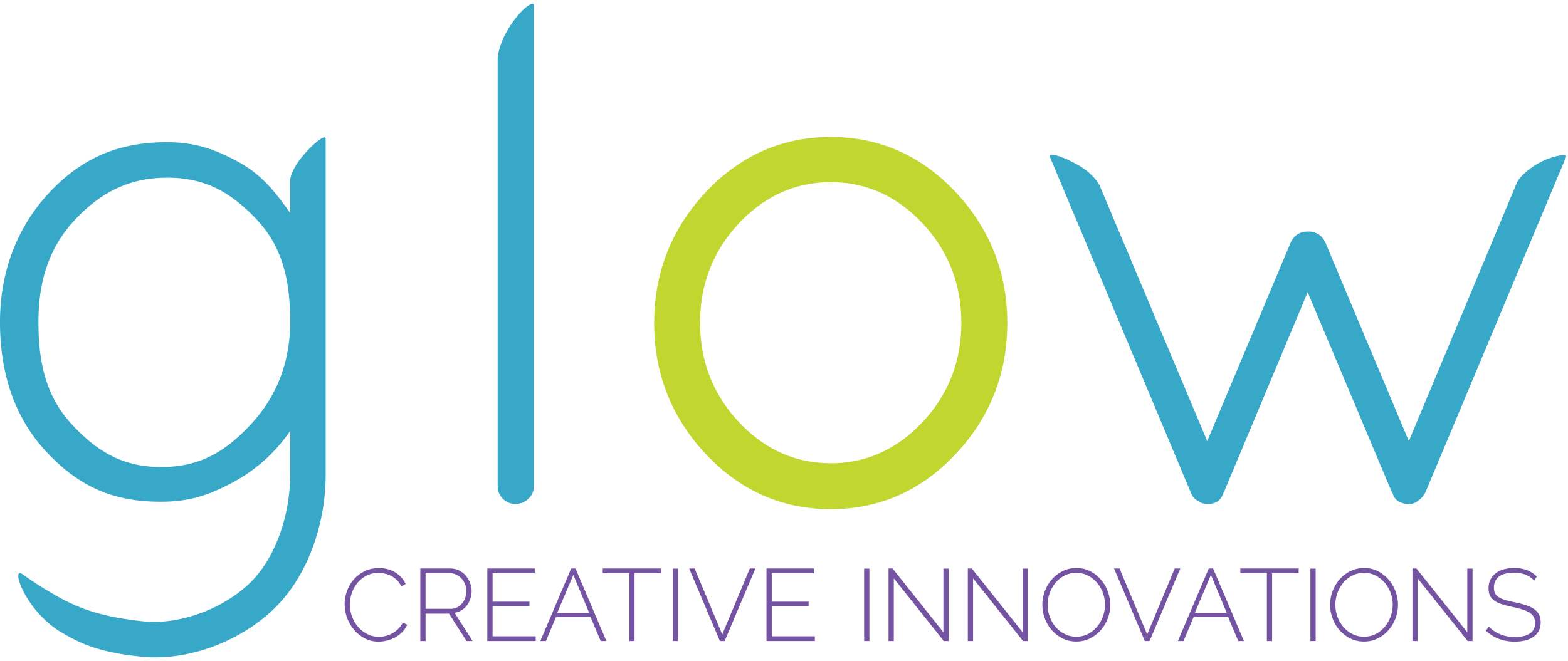 Glow Creative Innovations LLC Logo