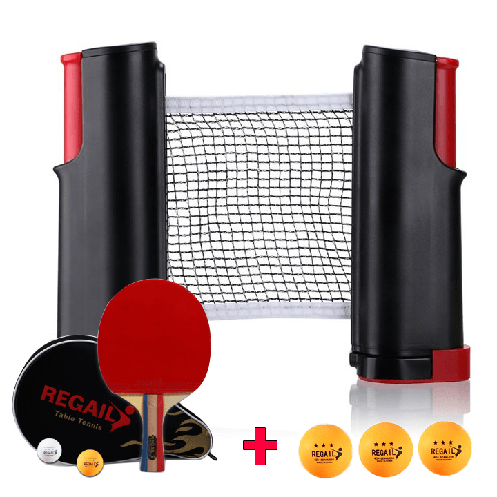 Retractable Table Tennis - Jazzie Dealz