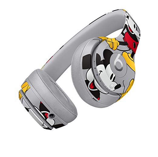 Beats Solo3 Wireless On-Ear Headphones - Mickey's 90th Anniversary Edition - Jazzie Dealz