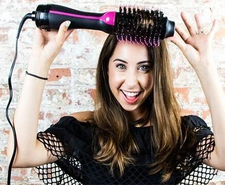 2 in 1 Hair Dryer & Volumizer - JazzieDealz.Com