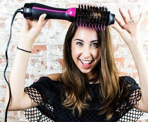 2 in 1 Hair Dryer & Volumizer - Jazzie Dealz