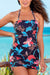 Tropical Vacation Floral SeasideTankini Set