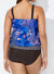 MYSTICAL LOOP BLOUSON ONE PIECE SWIMSUIT