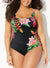 HAWAIIAN TANK ONE PIECE SWIMSUIT