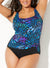 LONGITUDE SUNSHOWER TANK ONE PIECE SWIMSUIT