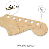Fen Strat® 1968-1975 Headstock Restoration Set