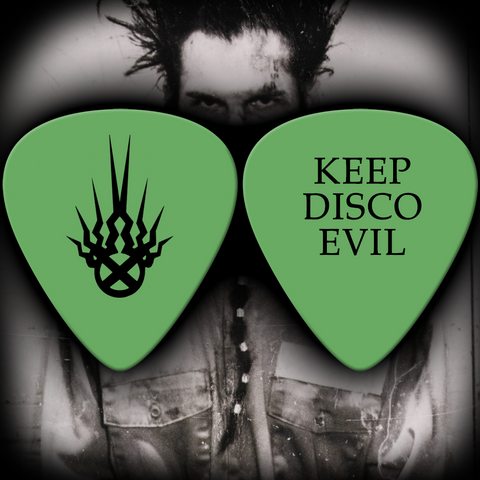 Static-X Wayne Static Wisconsin Death Trip Tour Guitar Picks Set of 4