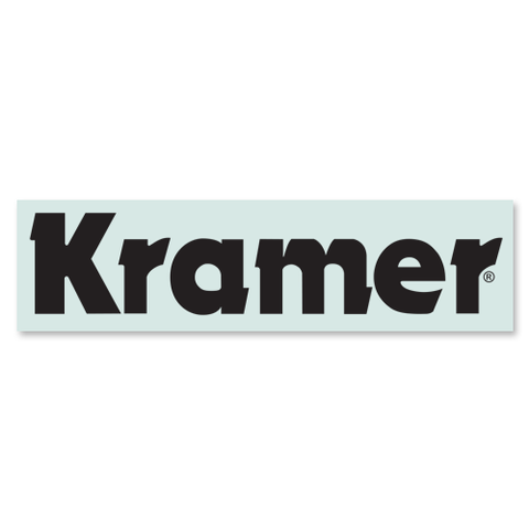 Kramer® 1983-style Waterslide Headstock Decal