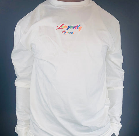 Longevity Apparel Long Sleeve T-Shirt