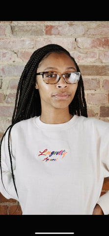 Ms. Longevity Apparel Sweatshirt