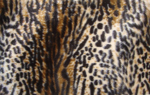 "Wild Cat Velboa Faux Fur 60"" Wide 