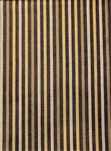 "Marcus Silver Vertical Stripes Chenille 57"" Wide 