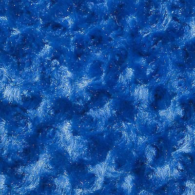 "Royal Rose Bud Fur Fabric 60"" Wide 