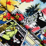 "Load image into Gallery viewer, Color Comic Spandex Lycra 60"" Wide 