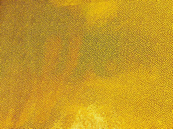 "Yellow Mystique Spandex Lyrca 60"" Wide 
