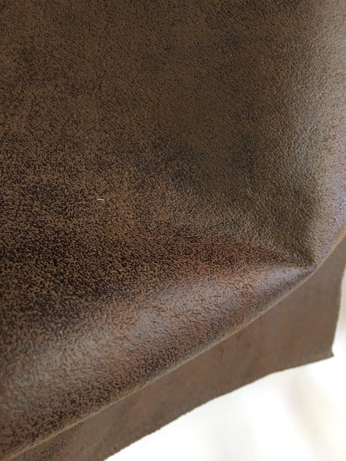 "Brandy Dakota Faux Micro Suede Felt Backing 54"" Wide 