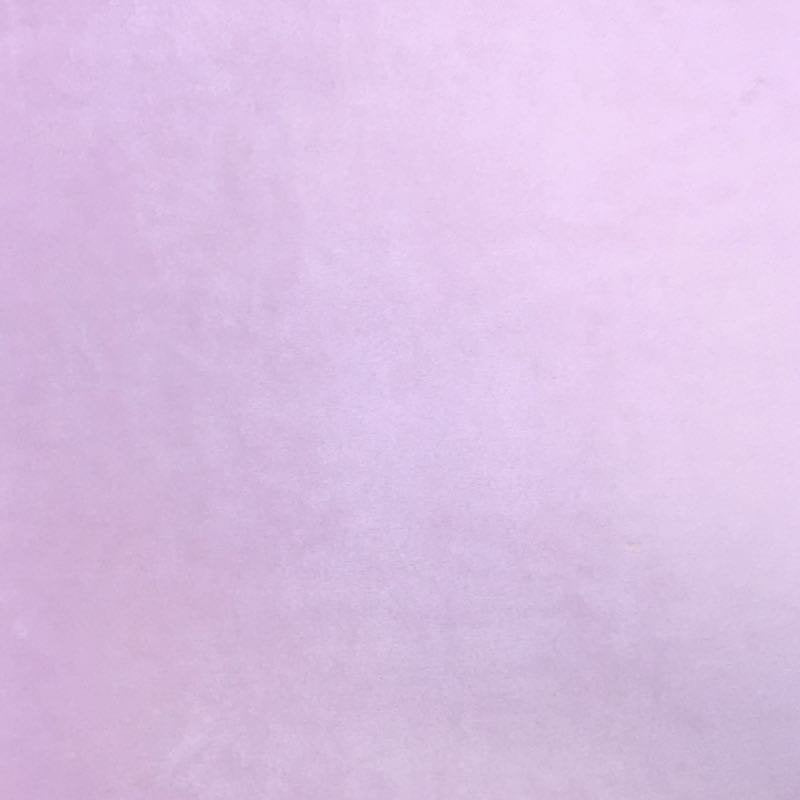 "Light Pink Minky Solid 60"" Wide 