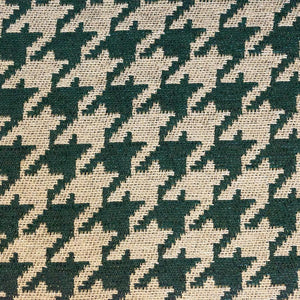 "Hunter Houndstooth Chenille 54"" Wide 