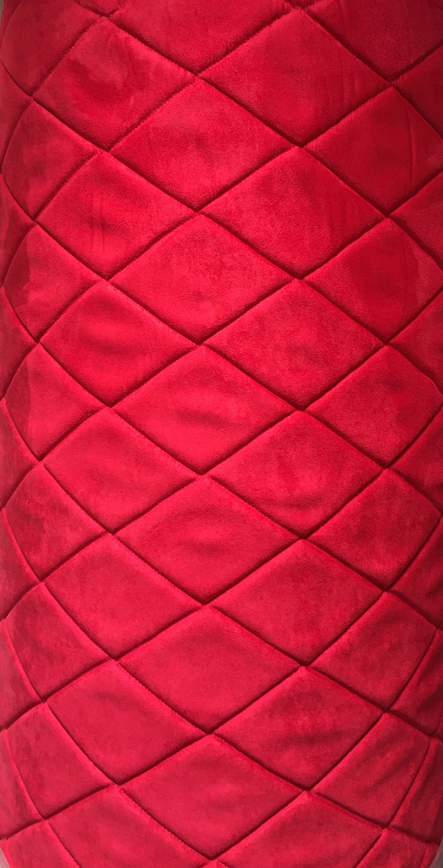 red-diamond-quilted-faux-suede-3-8-foam-backing-58-wide-upholstery-fabric-by-the-yard