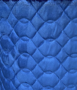 "Royal Diamond Quilted Faux Suede 3/8"" Foam Backing 58"" Wide 