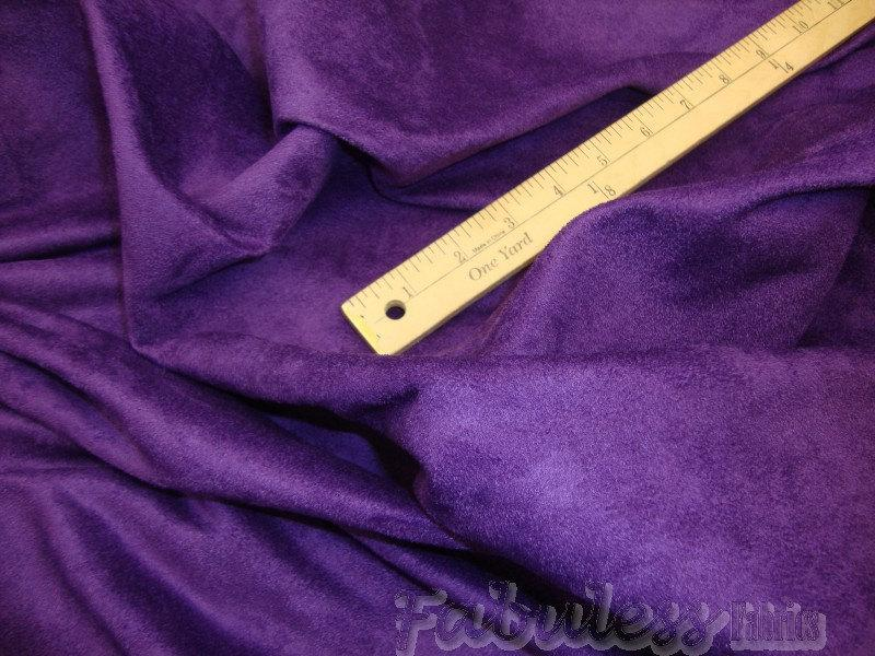 purple-micro-faux-suede-60-wide-upholstery-fabric-by-the-yard