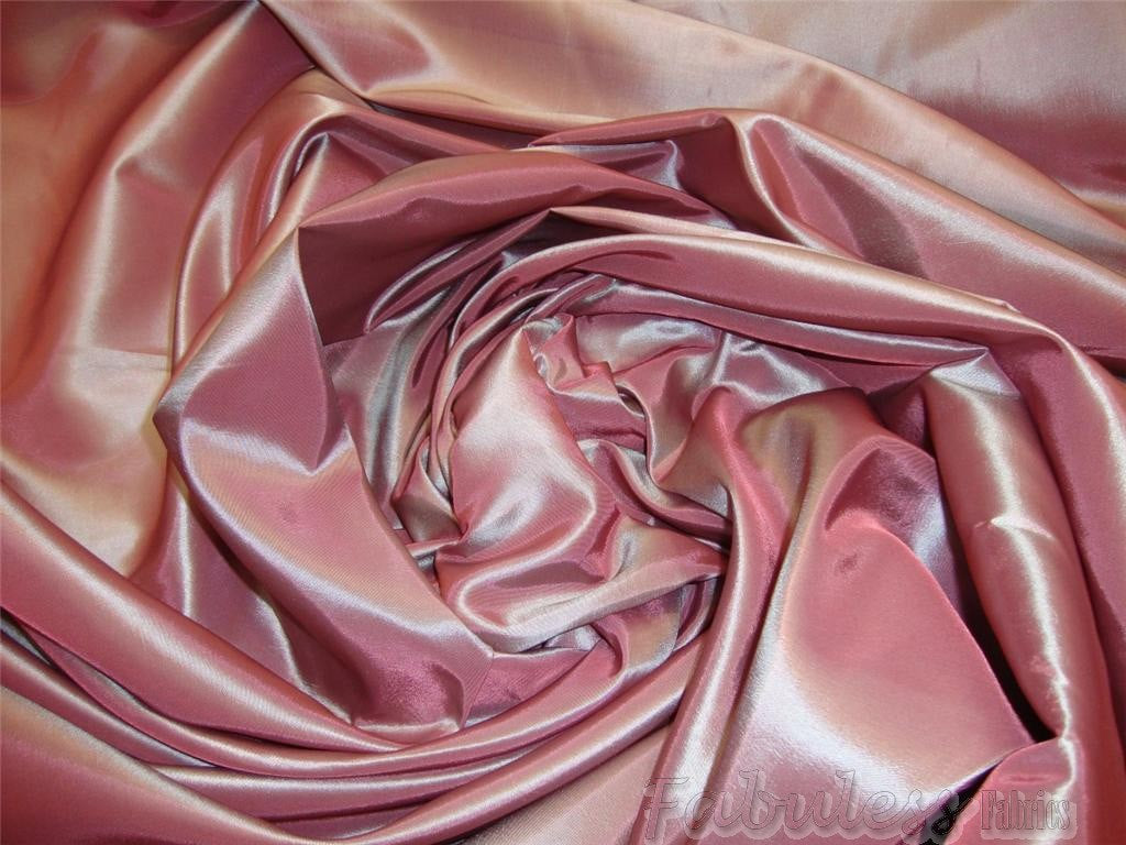 "Lilac Two-Tone Iridescent Polyester Taffeta 60"" Wide 