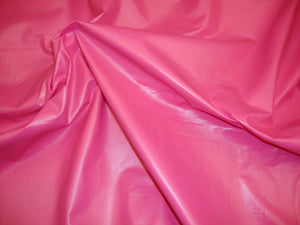 "Hot Pink Faux Leather Vinyl 54"" Wide 