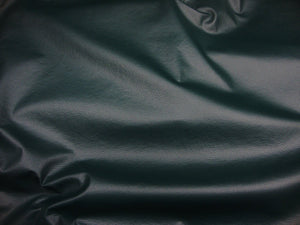 "Emerald Champion Faux Leather Vinyl 54"" Wide 