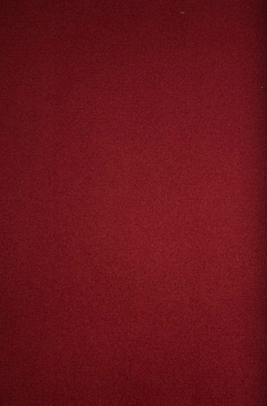 "Raspberry Micro Plush Velvet Mesh Back 55""/56"" Wide 