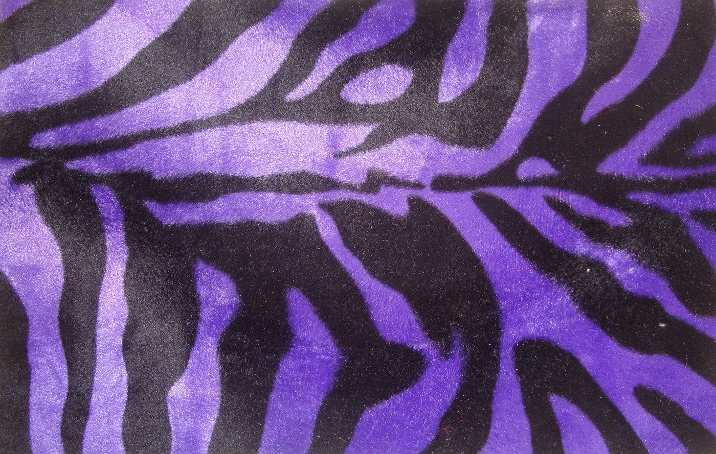 purple-large-zebra-velboa-faux-fur-60-wide-upholstery-fabric-by-the-yard