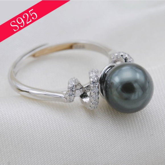 Desire Ring Sterling Silver Adj. sku # 318-R