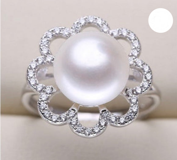 Sweet Jennifer Ring Sterling Silver sku # 352-R