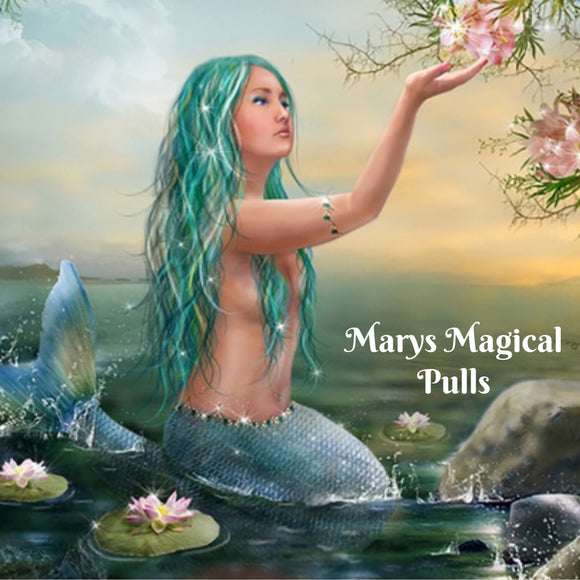 Mary's Magical Pulls (Limited number available!)