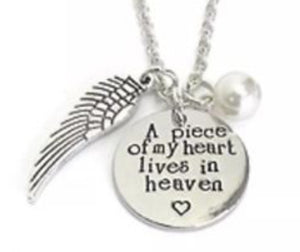 Someone in Heaven Loves Me Pendant sku # 283-N