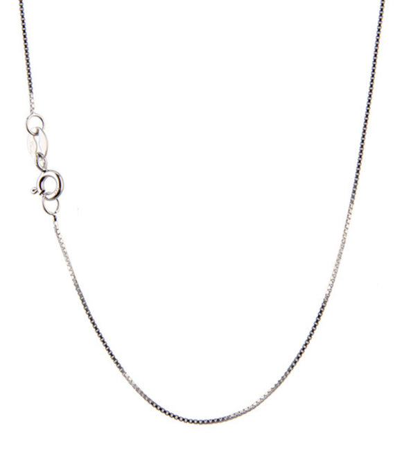 Sterling Silver Box Chain sku # 900-CH