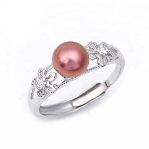 In Bloom Ring Sterling Silver sku # 349-R