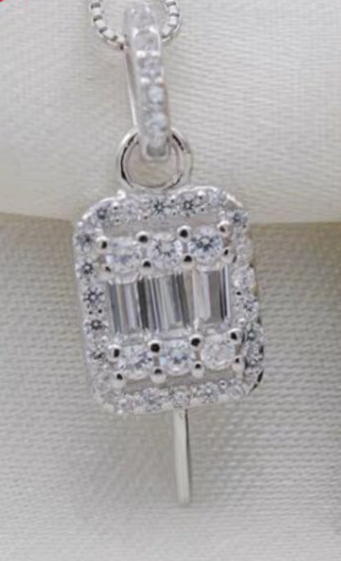 Girls Best Friend Pendant sku # 215-N