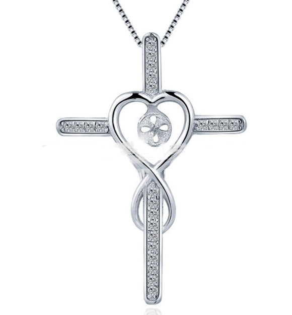 Faith & Love Pendant sku # 305-N