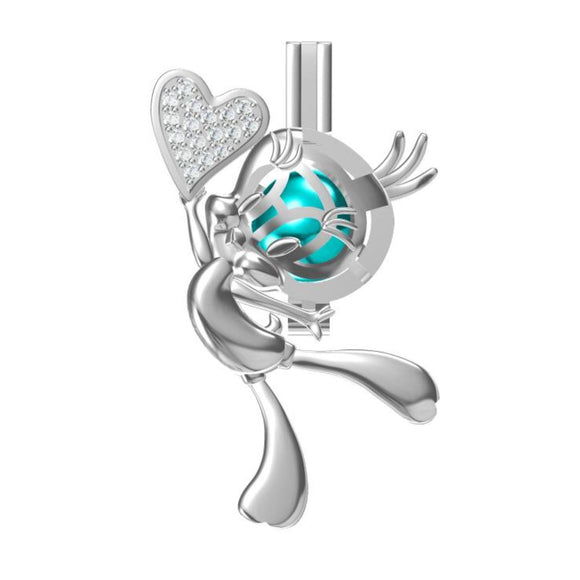 Tweety Sterling Silver Cage sku # 138-CX