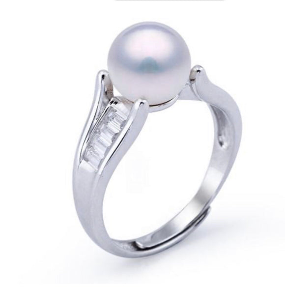 Remember When Sterling Silver Adj. Ring sku # 311-R