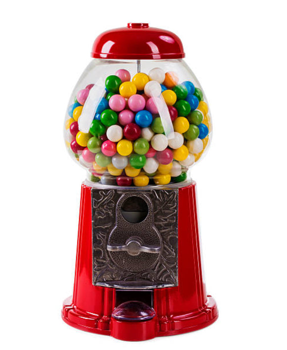 Play & Win Gum Ball Game