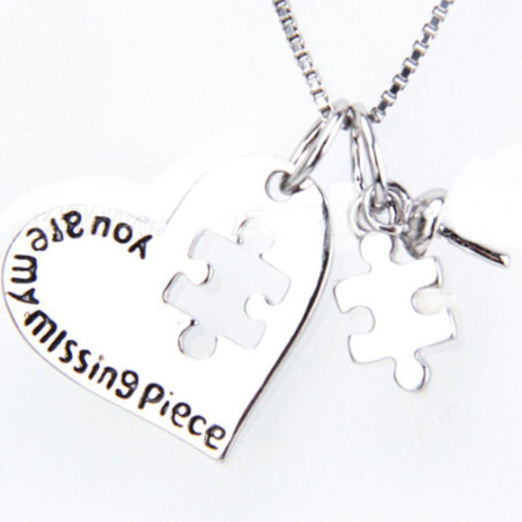 Missing Piece Pendant  sku # 260-NX